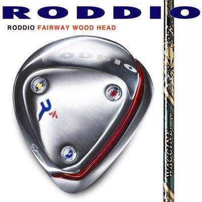 RODDIO フェアウェイウッド ワクチンコンポ GR51kFW SR #5/CLEEK