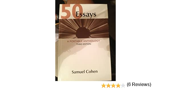 Essays in 50 essays a portable anthology resume builder linux essays in 50 essays a portable anthology fandeluxe Choice Image