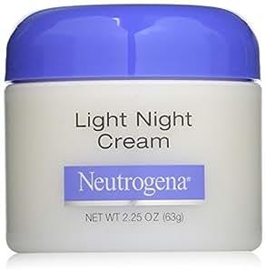 neutrogena light night cream ounce beauty. Black Bedroom Furniture Sets. Home Design Ideas