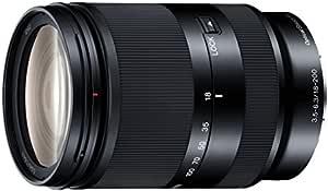 Sony SEL18200LE E 18-200mm F3.5-6.3 OSS LE E-mount Zoom Lens - International Version (No Warranty)