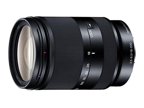 (Sony SEL18200LE E 18-200mm F3.5-6.3 OSS LE E-mount Zoom Lens - International Version (No Warranty))