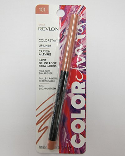 Revlon Color Charge ColorStay Lipliner, #101 Spicy