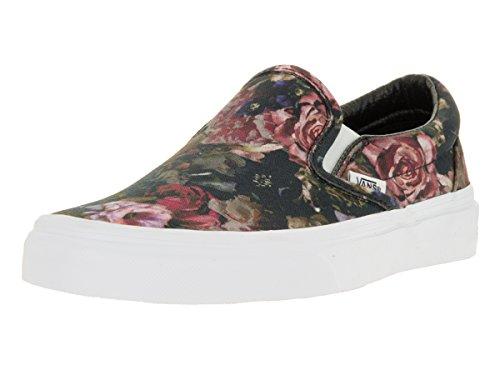 Vans Unisex-Erwachsene Classic Slip-on Low-Top (Moody Floral) Black/True