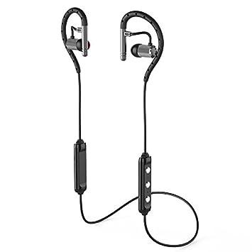 CARYAN Auriculares deportivos inalámbricos Bluetooth, auriculares ...