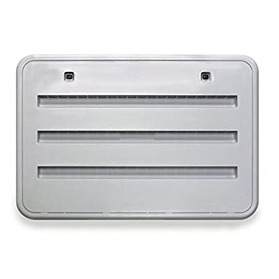 Norcold (621156Polar White) Refrigerator Vent: Automotive