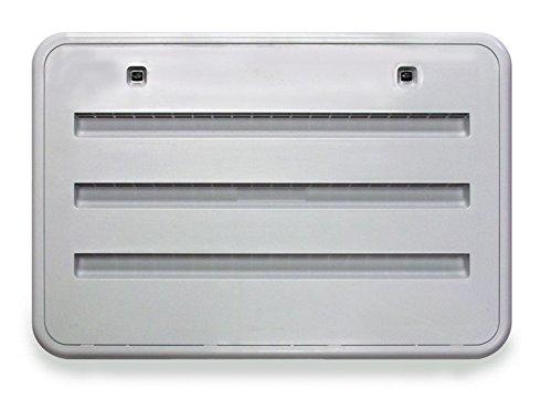 Norcold (621156Polar White) Refrigerator Vent by NORCOLD INC