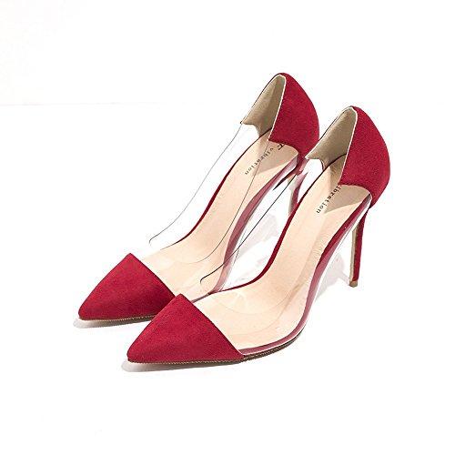 sandalias bajo Boho LI el Verano mujer sandalias BAJIAN Alta tal planas heelsWomen p4gzwTT0q