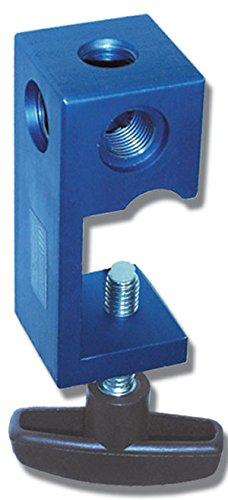Instrumentation Industries BE 114-2 Flexible Support Arm Bracket (Three Hole Pole) by Instrumentation Industries
