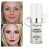 Ocamo Concealer 30ml TLM Color Changing Liquid Foundation Makeup Change Skin Tone Concealer