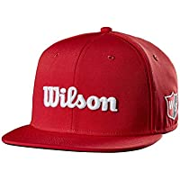 Wilson Staff Flat Brim Cap JR Gorra
