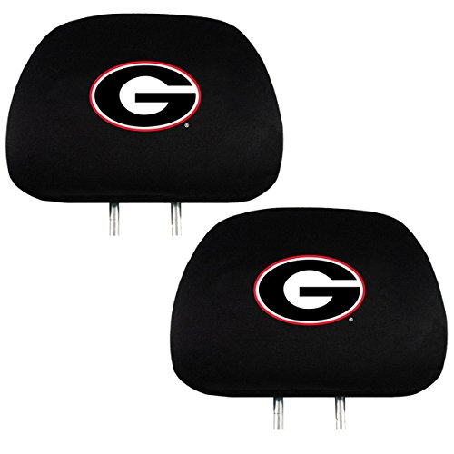 Headrest Cover NCAA Fan Shop Authentic Headrest Cover, Georgia Bulldogs