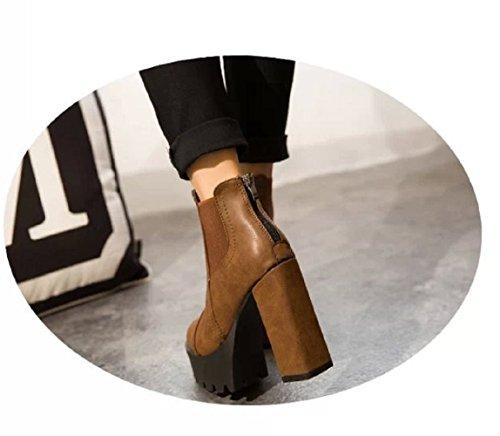 Reebok(リーボック) Fabulista Mid - Zapatillas para mujer, color black/white/aubergine, talla 38