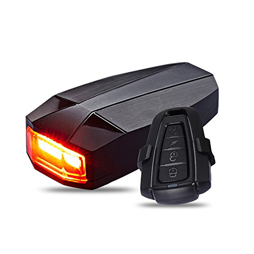 LightMe Bicycle Wireless Anti theft Rechargeable