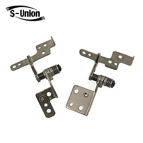 S-Union New Replacement LCD Screen Hinges Right & Left Set for Samsung 510R5E 470R5E NP510R5E NP470R5E Series Laptop by S-Union
