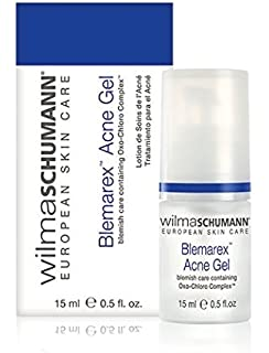 WILMA SCHUMANN Blemarex Acne Gel (0.5 Ounce / 15 Milliliter) - Reduce The Appearance