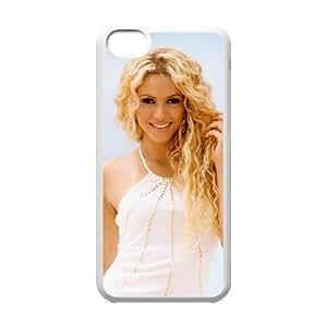 Fashionable Creative Shakira for iPhone 5C QETB00184