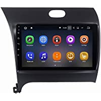 SYGAV Android 7.1.1 Car Stereo for 2013-2015 Kia K3 10.2 Inch Touch Screen Radio 2G Ram GPS Sat Navigation Head Unit Bluetooth FM/AM/RDS/WiFi/USB/SD/Mirrorlink