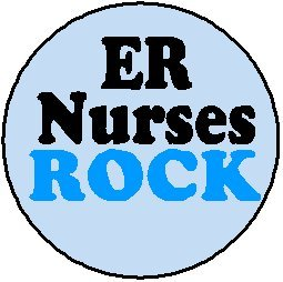 ER Nurses Rock Magnet - Nurse Nursing Emergency - Er Nurses Rock