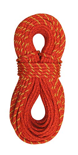 STERLING Ropes 9.4mm Fusion Ion R Dynamic Climbing Rope - Bicolor Red 70M
