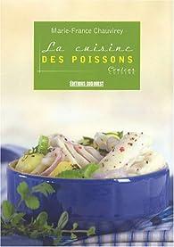 La cuisine des poissons par Marie-France Chauvirey