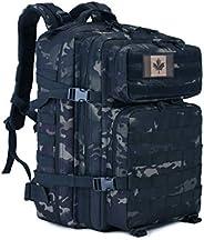 MEWAY 42L Military Tactical Backpack Large Army Rucksacks Bag Outdoors Hiking Daypack Hunting Backpacks