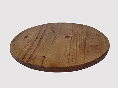 Amazon Com Standard Lazy Susan 17 3 4 Made In The Usa Maple Stain Lazy Susan For Table