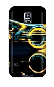 Forever Collectibles Tron Legacy Lightcycle Hard Snap-on Galaxy S5 Case