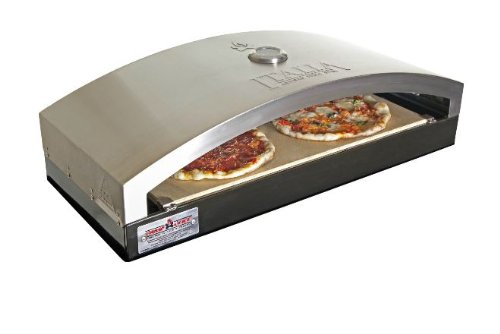 Camp Chef Italia Artisan Pizza Oven Accessory, 14-Inch
