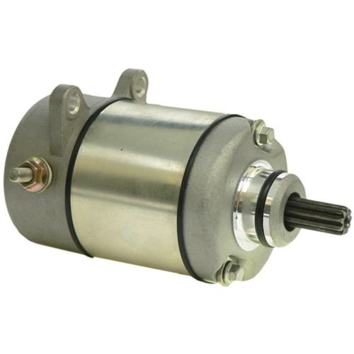 DB Electrical SMU0027 Honda ATV Starter For TRX250 Recon 97-01 TRX250EX Sportrax 01-08 TRX250TE Fourtrax Recon ES, TRX250TM Foutrax Recon 02-07 TRX250 X 09-2016/31200-HM8-003 31200-HM8-A41