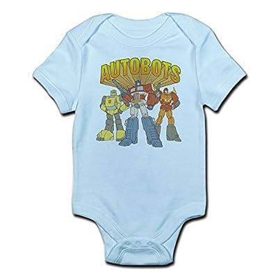 CafePress Transformers Autobots Infant Bodysuit - Cute Infant Bodysuit Baby Romper