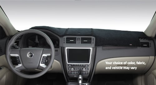 DashMat SuedeMat Dashboard Cover Audi A6/S6 (Faux-Suede, Gray)