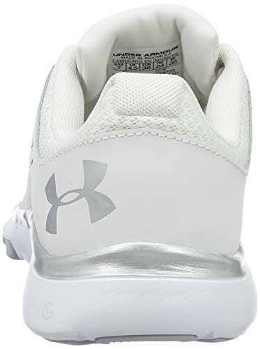 Micro Training Under Mujer 2 Blanco Limitless para Armour Deportivas White Zapatillas Interior para G qwaa56Ap