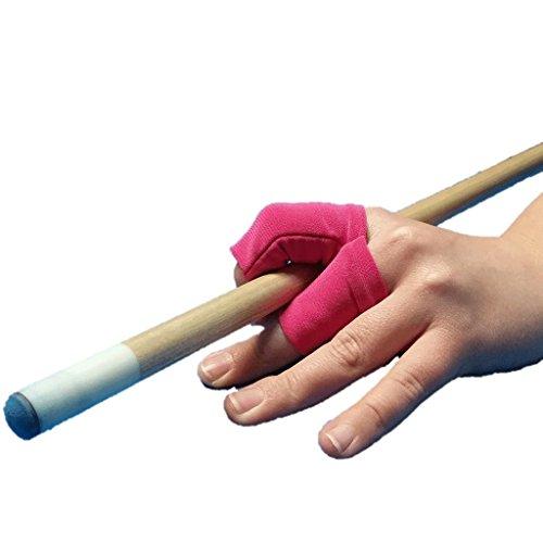 Unglove Fingerwrap Billiards Glove (Juniors Pink)