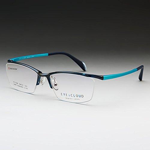 世界的に有名な 鯖江ワークス(SABAE WORKS) 老眼鏡 ブルーライトカット +0.75 軽量 ブルー EC1029C5 +0.75 EC1029C5 WORKS) B077BG2TV3, オオガタマチ:19910e3d --- svecha37.ru
