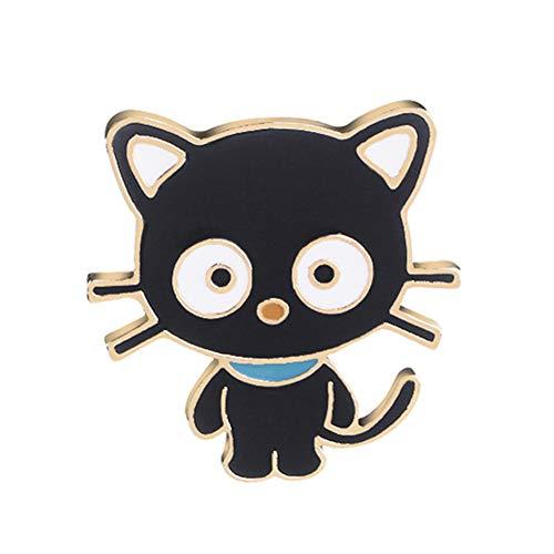 Dog Cat Whale Brooch Pin Lapel Badge Honeybee Enamel Jewelry Set 1Pc (1#) ()