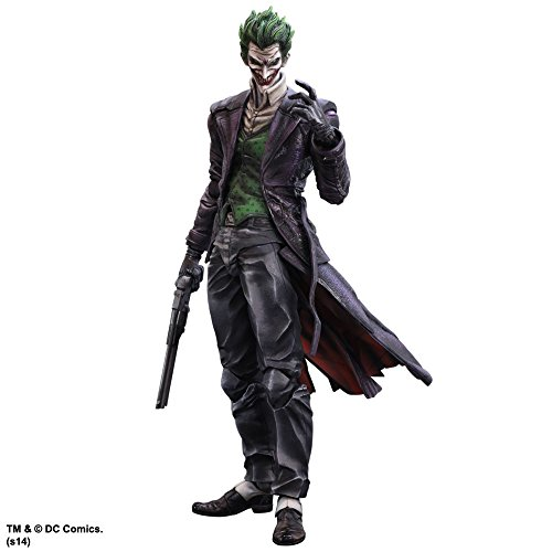 Square Enix Play Arts Kai Arkham Origins The Joker Figure
