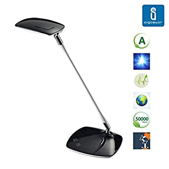 Aigostar 182021 - Lámpara de escritorio tipo flexo, LED, diseño de palo de golf