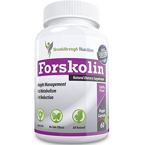 Форсколин - колеус Forskohlii - 250 мг стандартизованного уровня на 20% - Ignite ваш метаболизм и удвоить свой потери веса. Это чудо Цветок для борьбы жиров. Начать принимать Pure Форсколин экстракт, 125 мг в 250 мг для снижения максимального веса.
