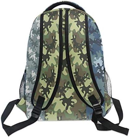 カラフルなアートカジュアルバッグ リュック リュック ショルダーバッグ 流行 おしゃれ 人気 ラップトップバッグ こども 通勤 通学