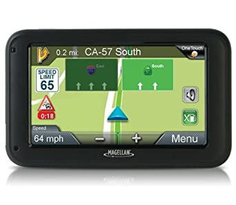 Magellan RoadMate 2230T-LM Portable GPS Navigator with Lifetime Maps and Traffic RM2230SGLUC