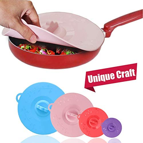 Microwave Silicone Airtight Splatter Dishwasher product image