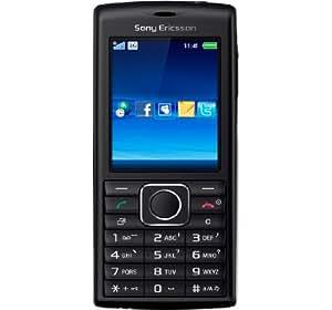 Sony Ericsson Cedar J108i Unlocked QuadBand GSM Phone with 2 MP Camera, Bluetooth, and MicroSD Slot--International Version with No US Warranty (Black/Silver)