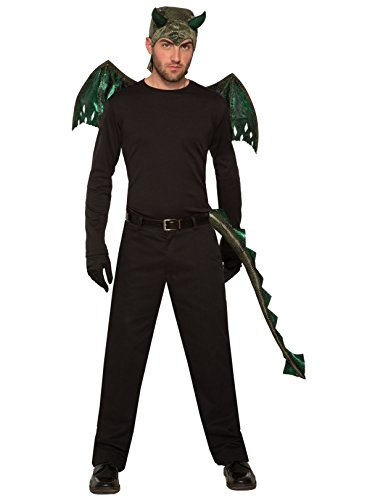 (Forum Novelties 81213 Men's Dragon Tail, Green,)