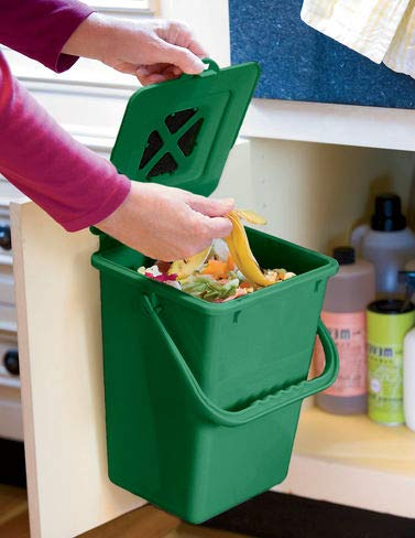 Odor Free Compost Bucket - Odor-Free Compost Pail
