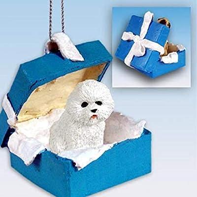 CC-Giftware-Bichon-Frise-Gift-Box-Blue-Ornament