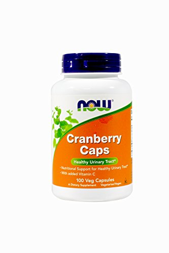 NOW Foods Cranberry Concentrate 200 Vegi capsules (2 Packs of 100) Review