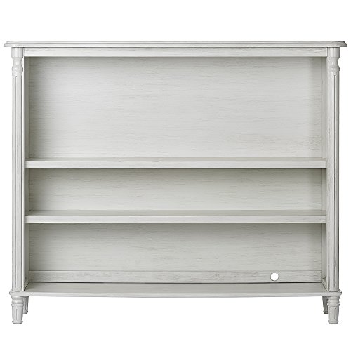 Evolur Julienne Hutch, Antique Grey Mist by Evolur