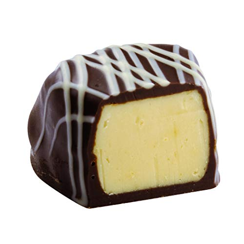 See's Candies Lemon Truffle (8oz Custom Packed Box)