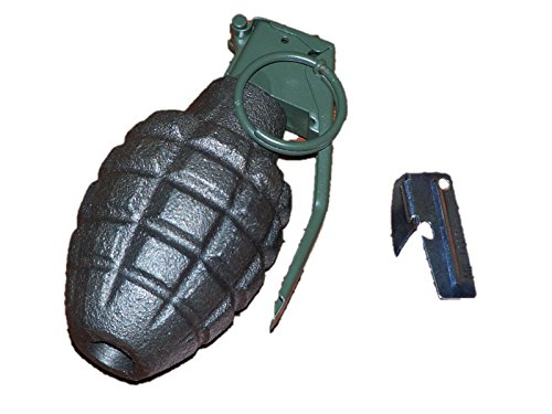WWII Pineapple or Shift Knob Like Mark II MK2 Replica Reproduction Grenade Toy Display