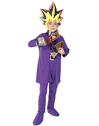 Deluxe Yu Gi Oh Costume - Small